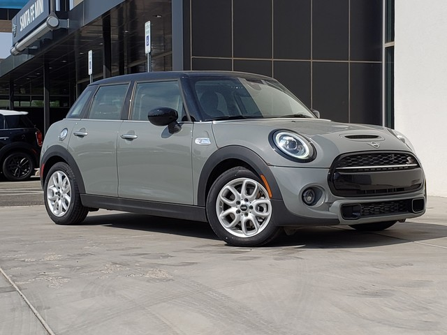 2020 MINI Cooper S Hardtop 4 Door Front Wheel Drive